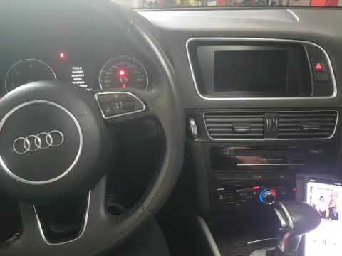 AUDI BLUETOOTH STREAMING SU MMI 2G HIGH /3G BASIC / HIGH BT A2DP CARKIT IT