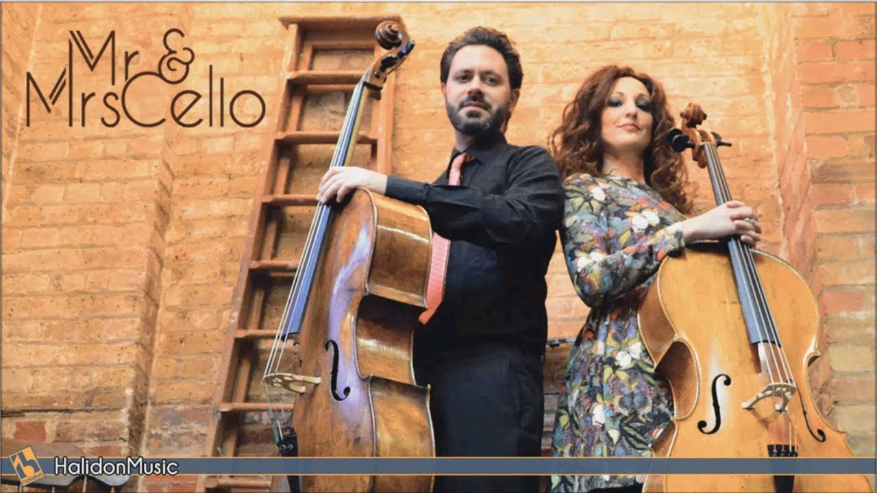 Modern Classical Crossover Music Mr Mrs Cello Youtube