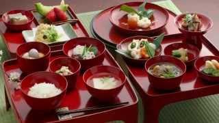 Wasyoku 写真で観る 和食  精進料理