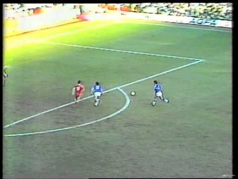 Liverpool 0. Everton 2 ....Feb 1986