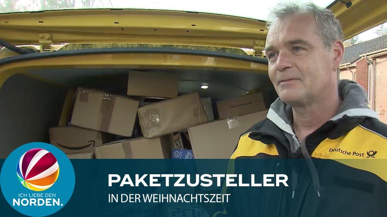 Paket Unterwegs