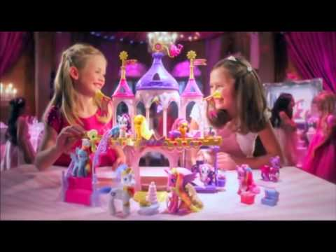 My Little Pony   Royal Wedding Castle Playset TV Commercial25 Travel Video