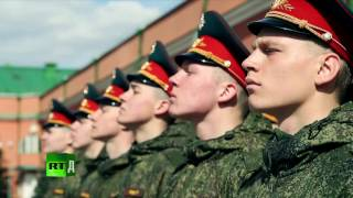 Парад Победы на Красной площади в Москве в прямом эфире RTД 9 мая 2017 г