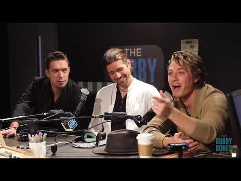 Bobby Bones Interview with the Band HANSON