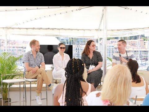 Nicole Aguirre Corbett, Worn CEO, Speaks At Cannes Lions
