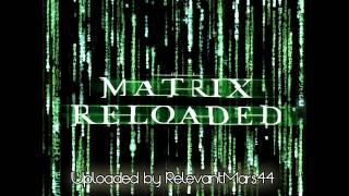 The Matrix Reloaded OST Linkin Park Session