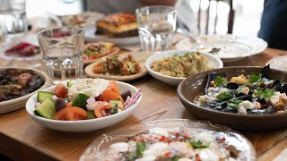 Introduction to World Culinary Arts: Israel