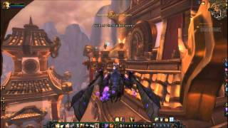 A Flash of Bronze... Quest - World of Warcraft Patch 5.4