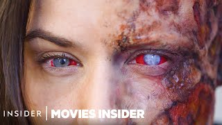 How Fake Burn Wounds Are Made For Movies & TV | Movies Insider