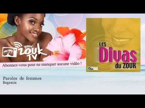 Bagamix - Paroles de femmes