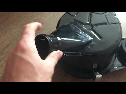 Фильтр воздушный в сборе на УАЗ 452, Буханку (с карбюратором)