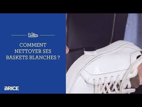 Nettoyer Ses BlanchesBrice Baskets Youtube Comment kOPn0w