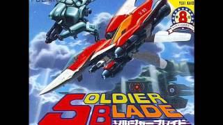 [PCE]ソルジャーブレイド(Soldier Blade)BGM集