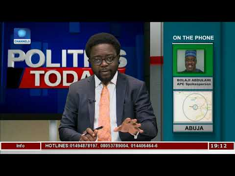 We Are Going To Deal With Kaduna Crisis Decisively - APC Spokesperson