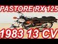 PASTORE Yamaha RX 125 1983 MT5 13 cv 115 kmh