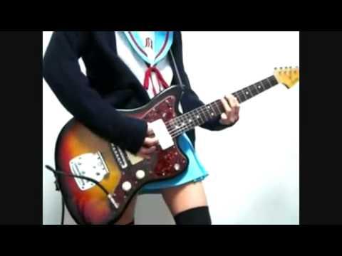 K-ON! GO! GO! MANIAC ギター弾いてみた Maurry