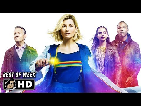 NEW TV SHOW TRAILERS of the WEEK #48 (2019)
