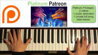 Baixar - Naruto Shippuden Opening 9 Lovers Patreon Dedication 38 Piano Cover Grátis