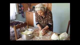 My Grandma's Recipes: Oven-baked Cabbage With Pork / Zele S Meso