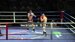 zápas č.4 - Zygmunt vs Mistr - RIVALOVÉ 3