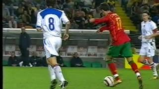 QWC 2006 Portugal vs. Russia 7-1 (13.10.2004)