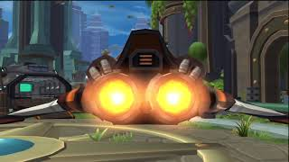 Ratchet and Clank : Up Your Arsenal -97- Fun with the Ry3no