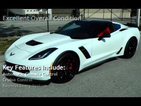 2015 chevrolet corvette z06 for sale in naples fl - Corvette 2015 White