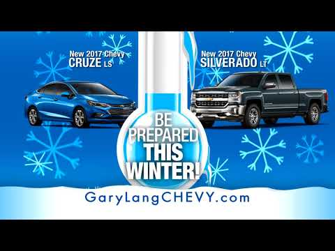 Gary Lang Chevy >> Freezing Low Prices At Gary Lang Chevy
