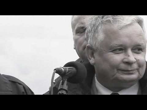 Wspomnienie - Prezydent RP Lech Kaczyński na Kasprowym Wierchu (sierpień 2006)