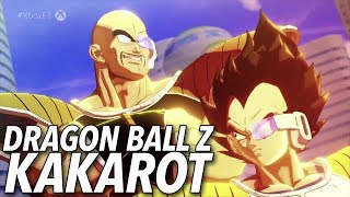 Dragon Ball Z Kakarot   E3 2019