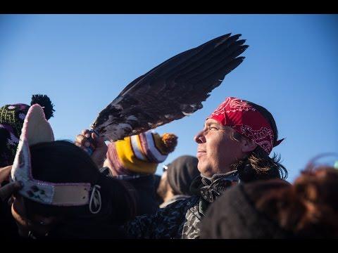 Standing Rock Celebrates Pres. Obama Denying DAPL Permit