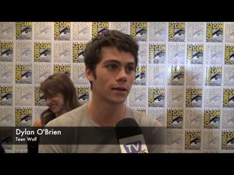 Teen Wolf | Dylan O'Brien Interviews | Best Moments - YouTube
