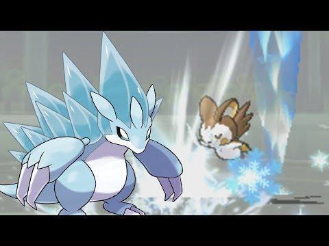 Slush Rush | Pokemon Sun & Moon Wifi Battle