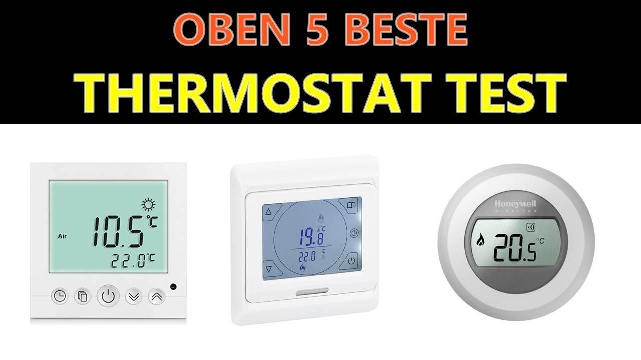 beste thermostat test 2020 youtube