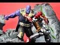 Hasbro Marvel Legends MCU BAF Thanos Review