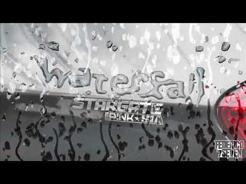 Pink Sia Stargate - Waterfall (Federico Seven Bootleg)