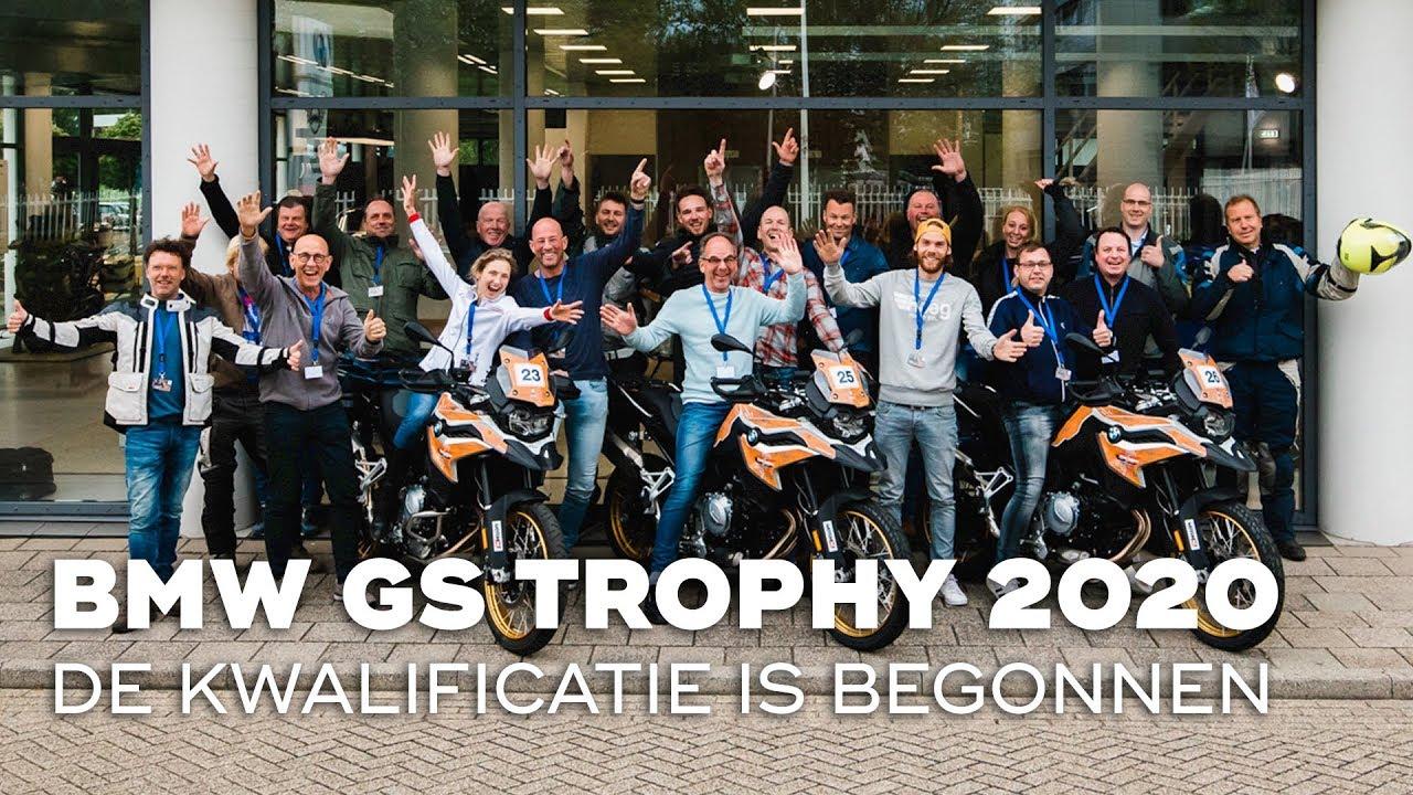 Bmw Gs Trophy 2020 De Kwalificatie Is Begonnen Youtube