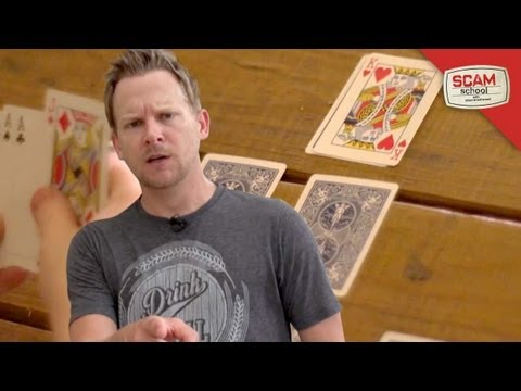 Brian Gets OWNED by Card Challenge!