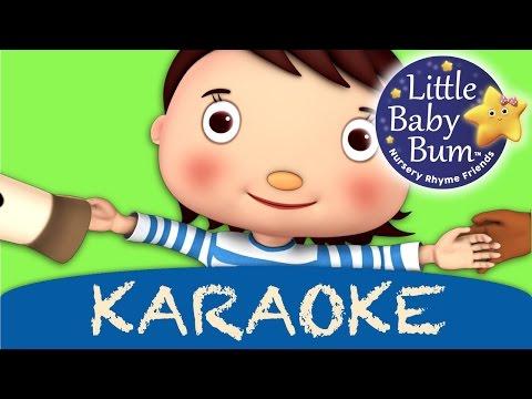 karaoke: Ring Around The Rosy/Ringa Ringa Roses - Instrumental Version With Lyrics by LittleBabyBum!