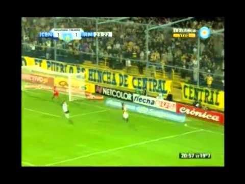 Rosario Central 2 - Independiente (MDZ) 2 - Fecha 9