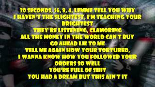 Slipknot-555 to the 666(Lyrics)