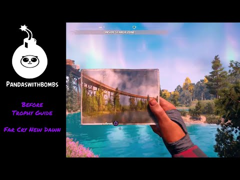 Before Trophy Guide - Far Cry New Dawn