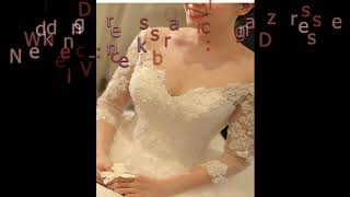Best 5 wedding dresses collection 2018 from Aliexpress