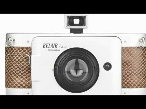 Lomography X 6-12 Jetsetter Medium-Format Camera by Belair -