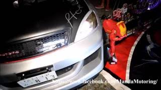 Customized Nissan Sentra N16 Iron-Man Style Spotted!