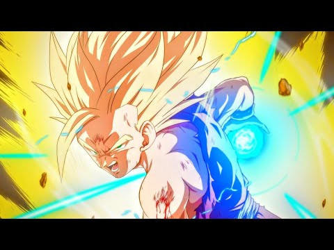 Dragon Ball Super and Z 「AMV」 - Courtesy Call - HD