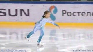 Юный Фигурист Сокольники 2016.04