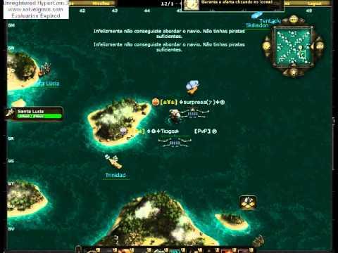 Seafight Europa Global 5 - Tiago