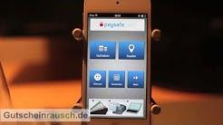 Die App von Paysafecard im Test auf Gutscheinrausch.de