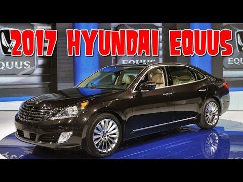 2017 Hyundai Equus Interior and Exterior - YouTube